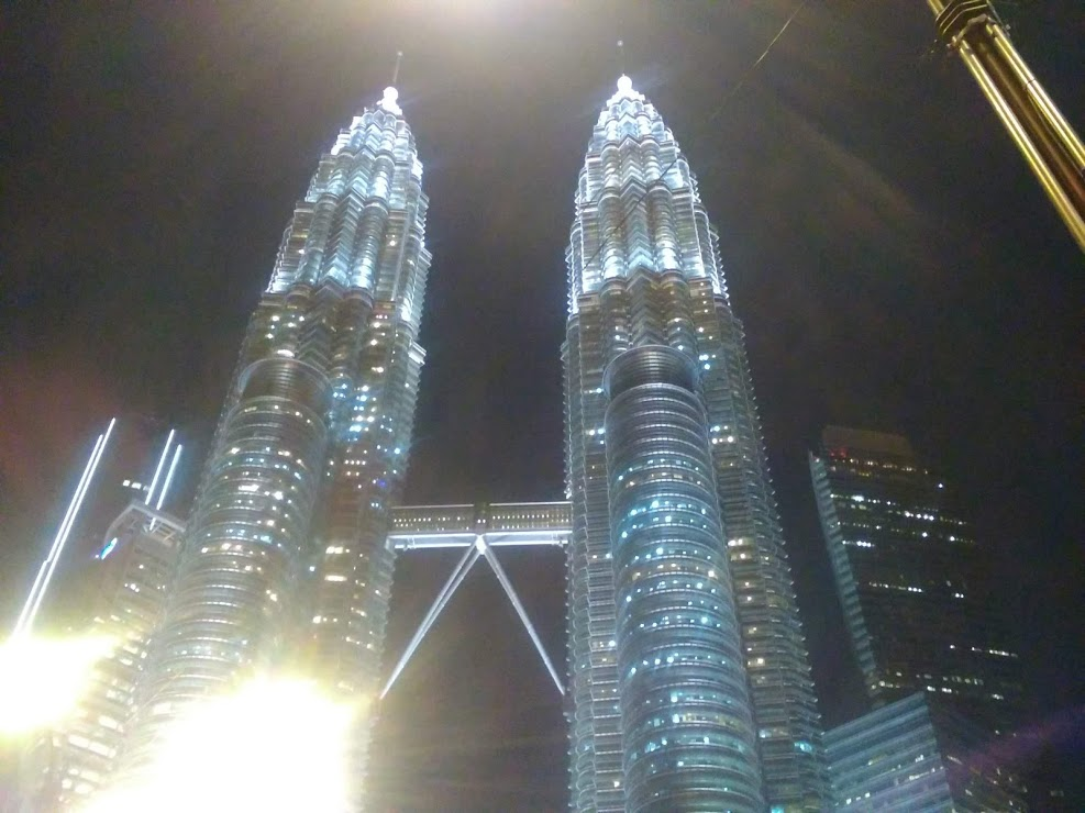 nomadisme Kuala Lumpur tour petronas