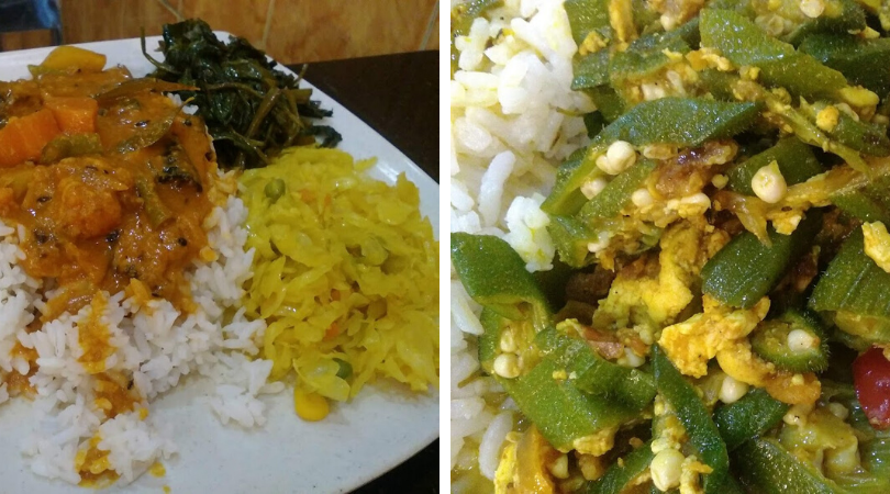 nomadisme kuala lumpur nourriture indienne