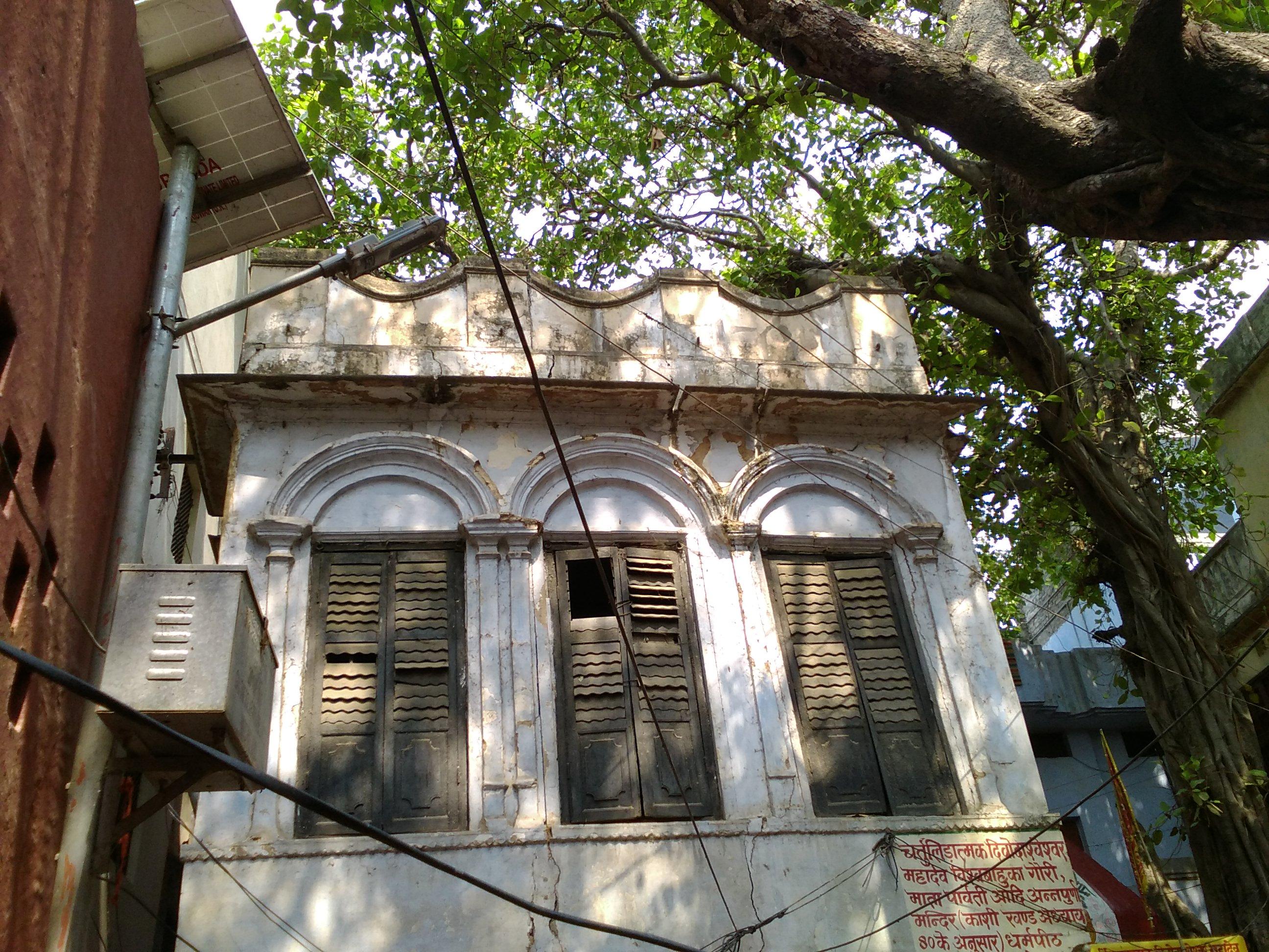 nomadisme varanasi ancienne maison