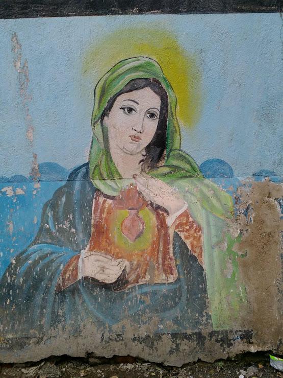 vie nomade chennai dessin religieux