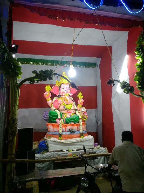 vie nomade chennai festival ganesh