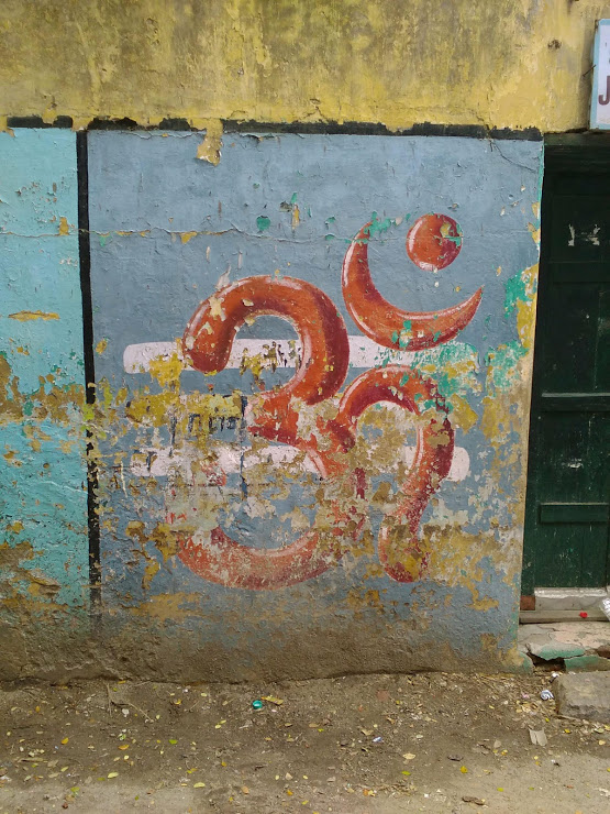 vie nomade dessin om mur peinture