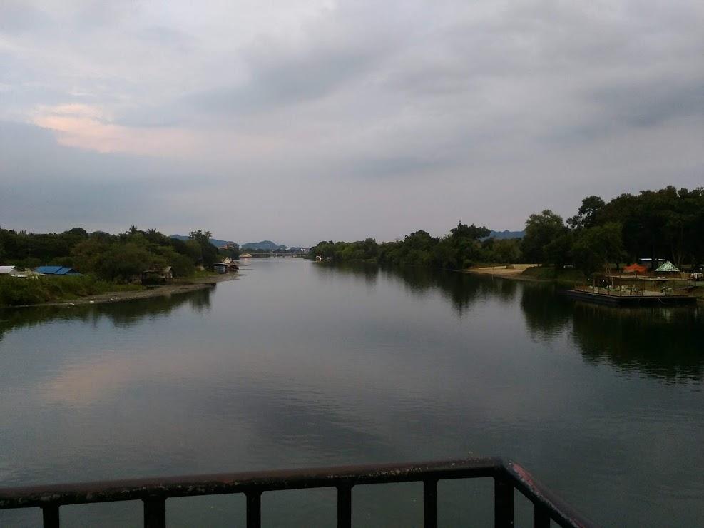 vie nomade kanchanaburi riviere kwai
