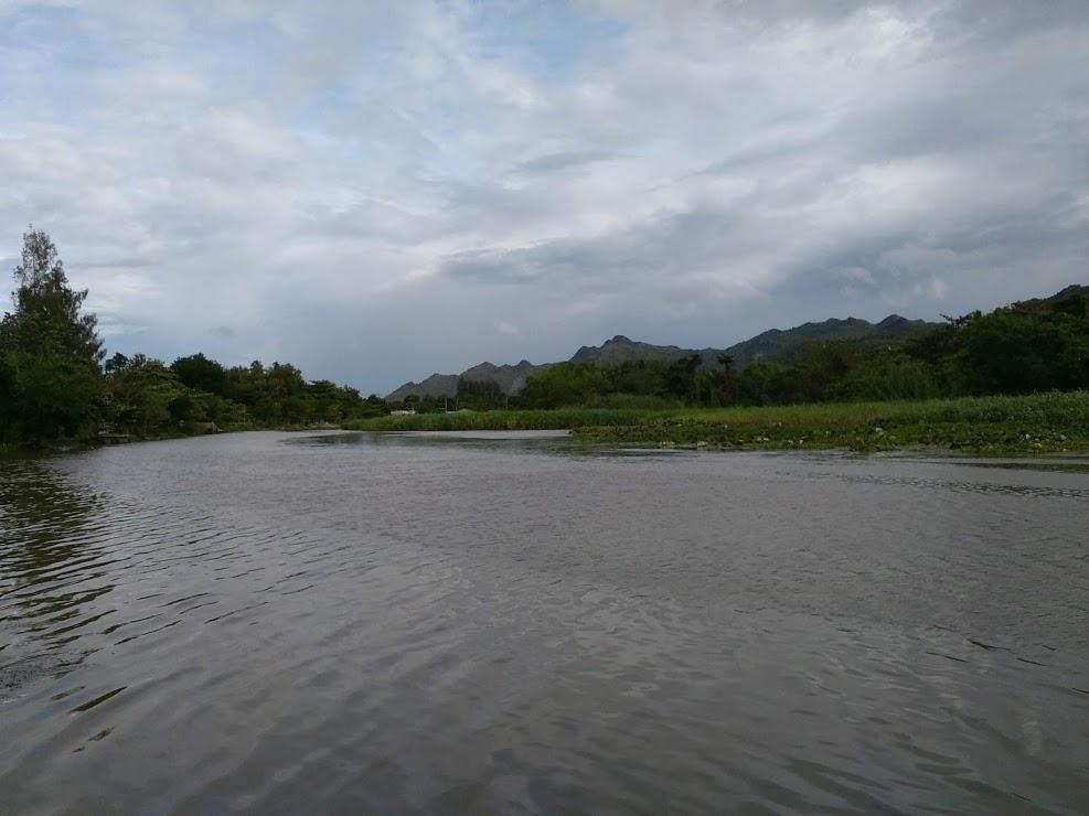 vie nomade kanchanaburi thailande nature