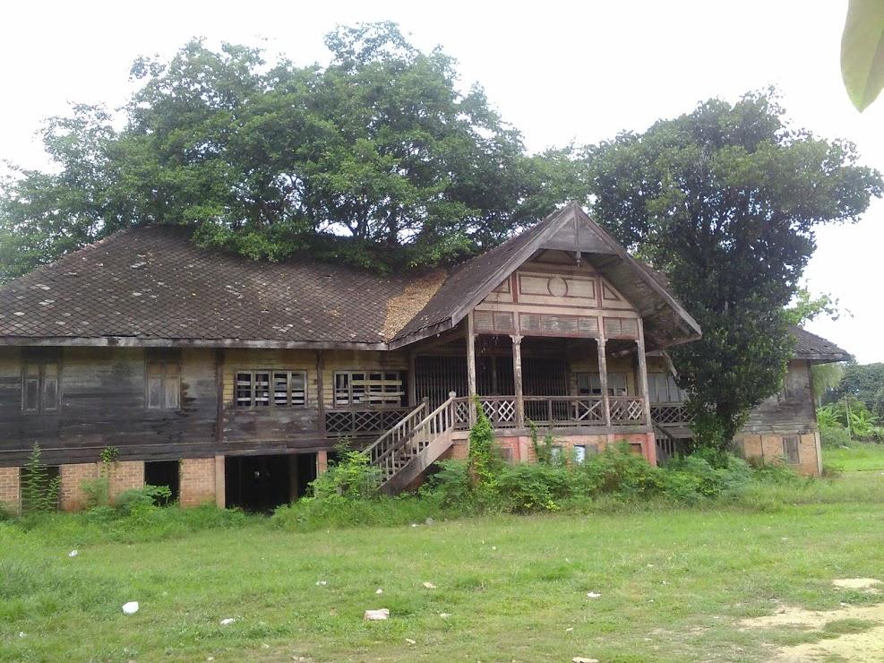 vie nomade kanchanaburi vieille maison
