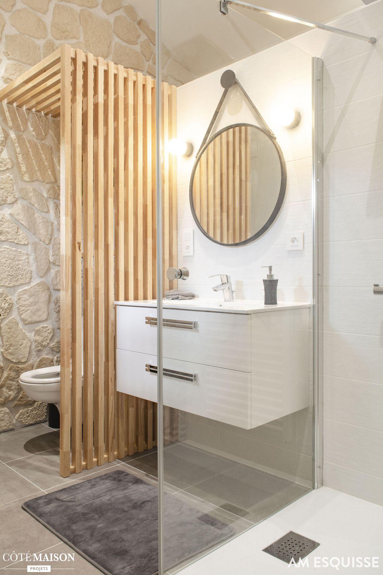 claustra salle de bain separation wc
