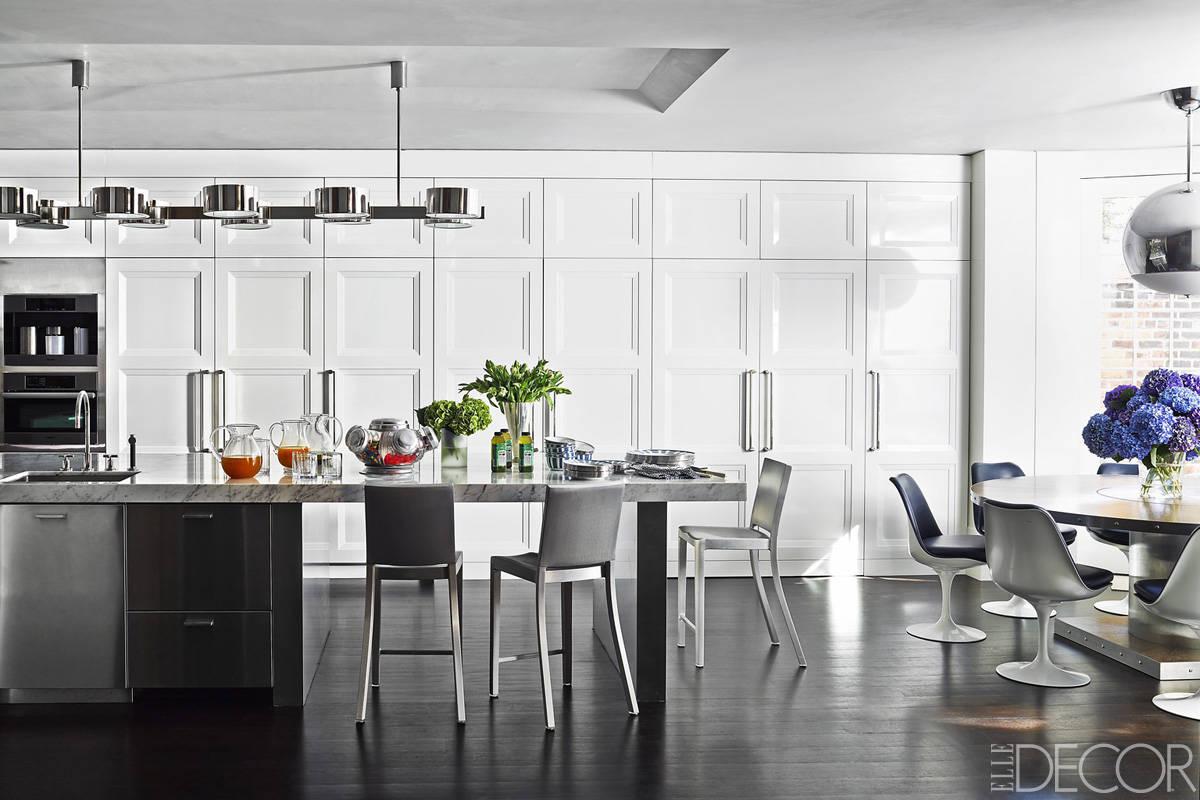 conseil eclairage cuisine ilot mobilier