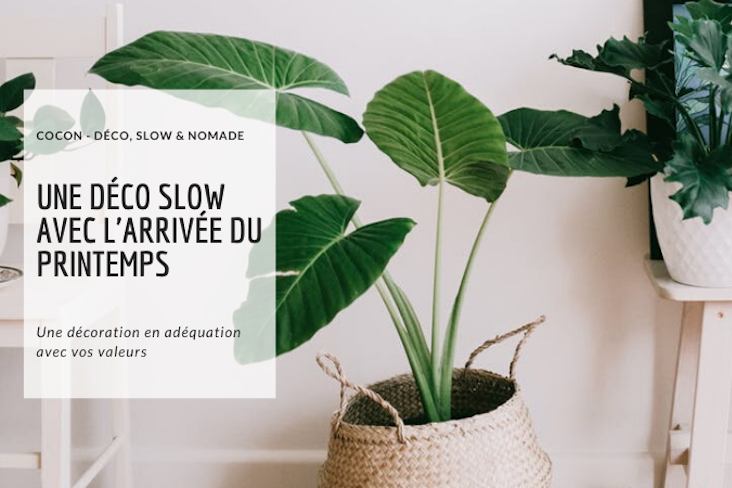 deco slow printemps idee facile