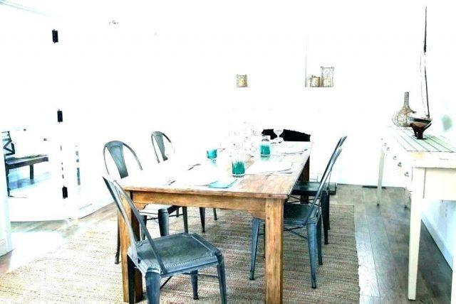 salle a manger deco bord de mer mobilier authentique et vintage