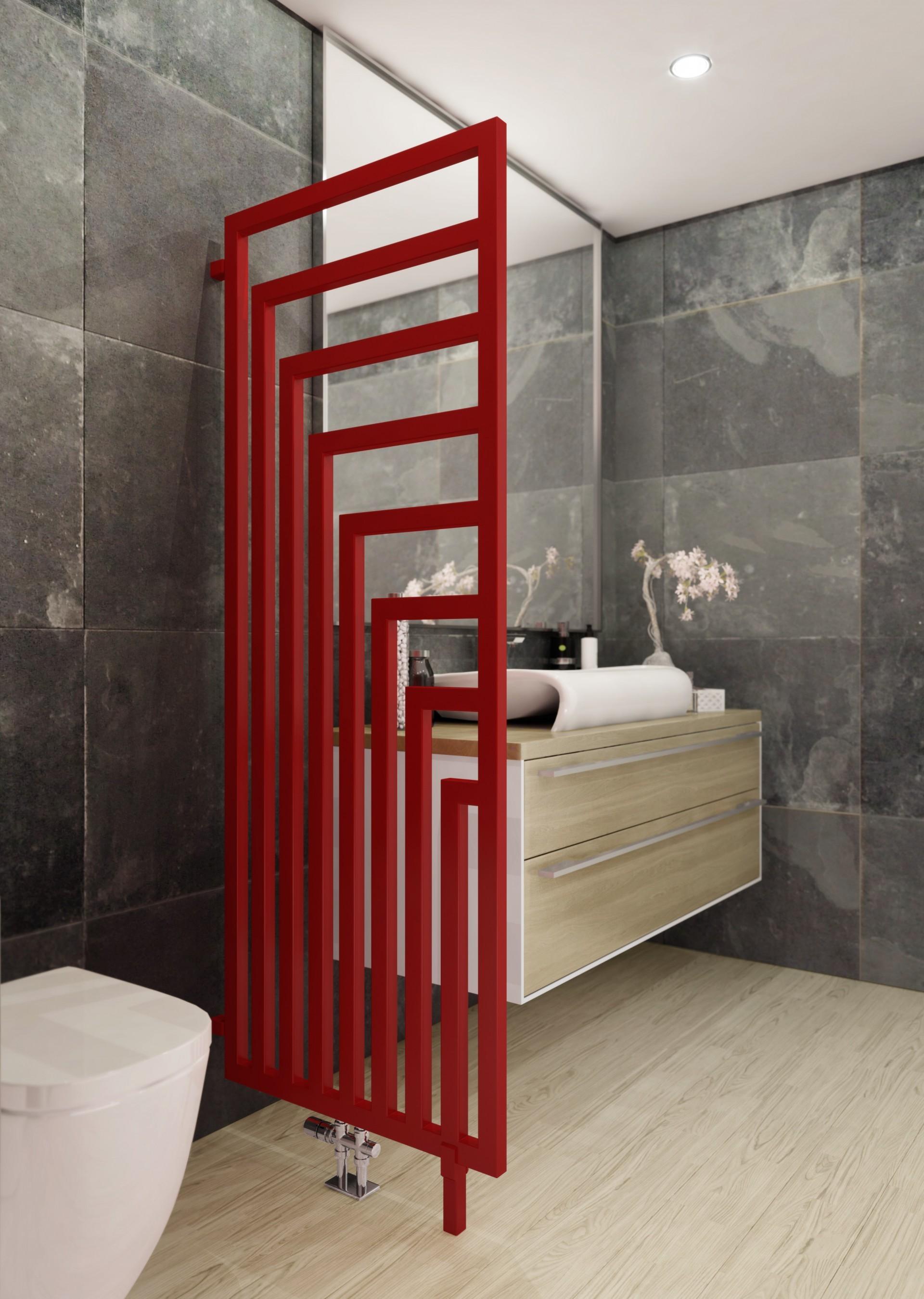 salle de bain claustra seche serviette