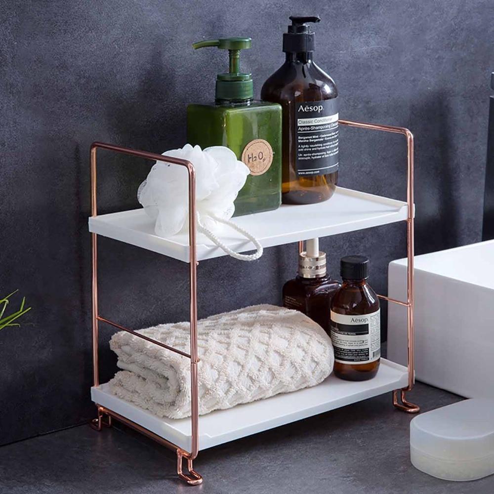 salle de bain minimaliste petite etagere slow deco