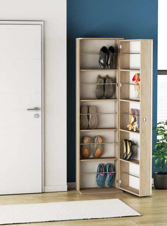 armoire a chaussures pratique