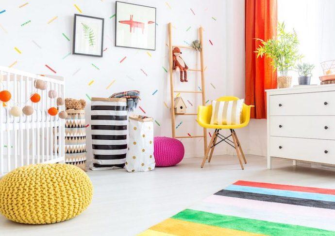 conseil deco amenagement petite chambre enfant