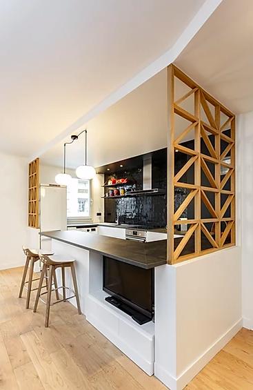 cuisine claustra architecture interieure