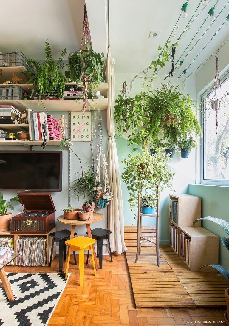 deco interieur confinement bien etre plantes