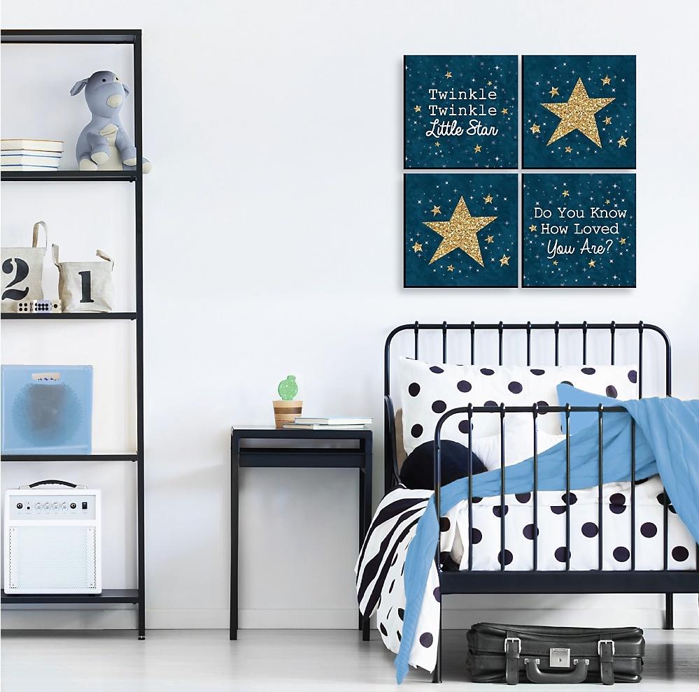 decorer amenager chambre enfant simplicite
