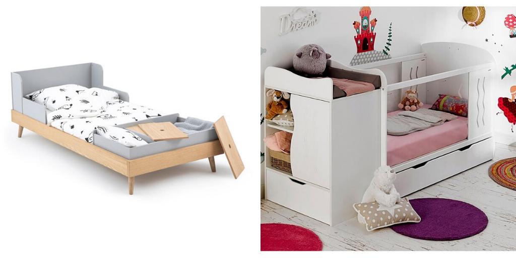 petite chambre enfant lit evolutif