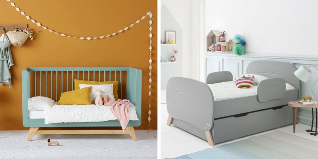 petite chambre enfant lits deco