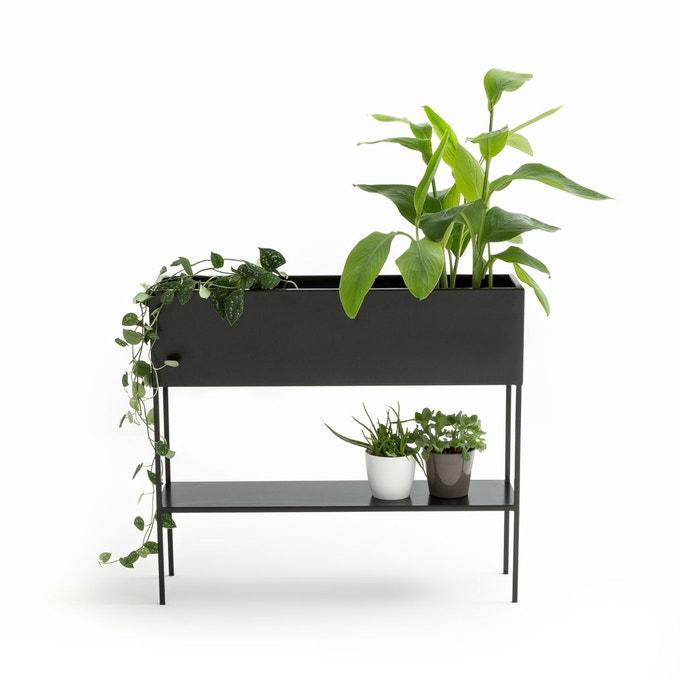 plante jardiniere console deco