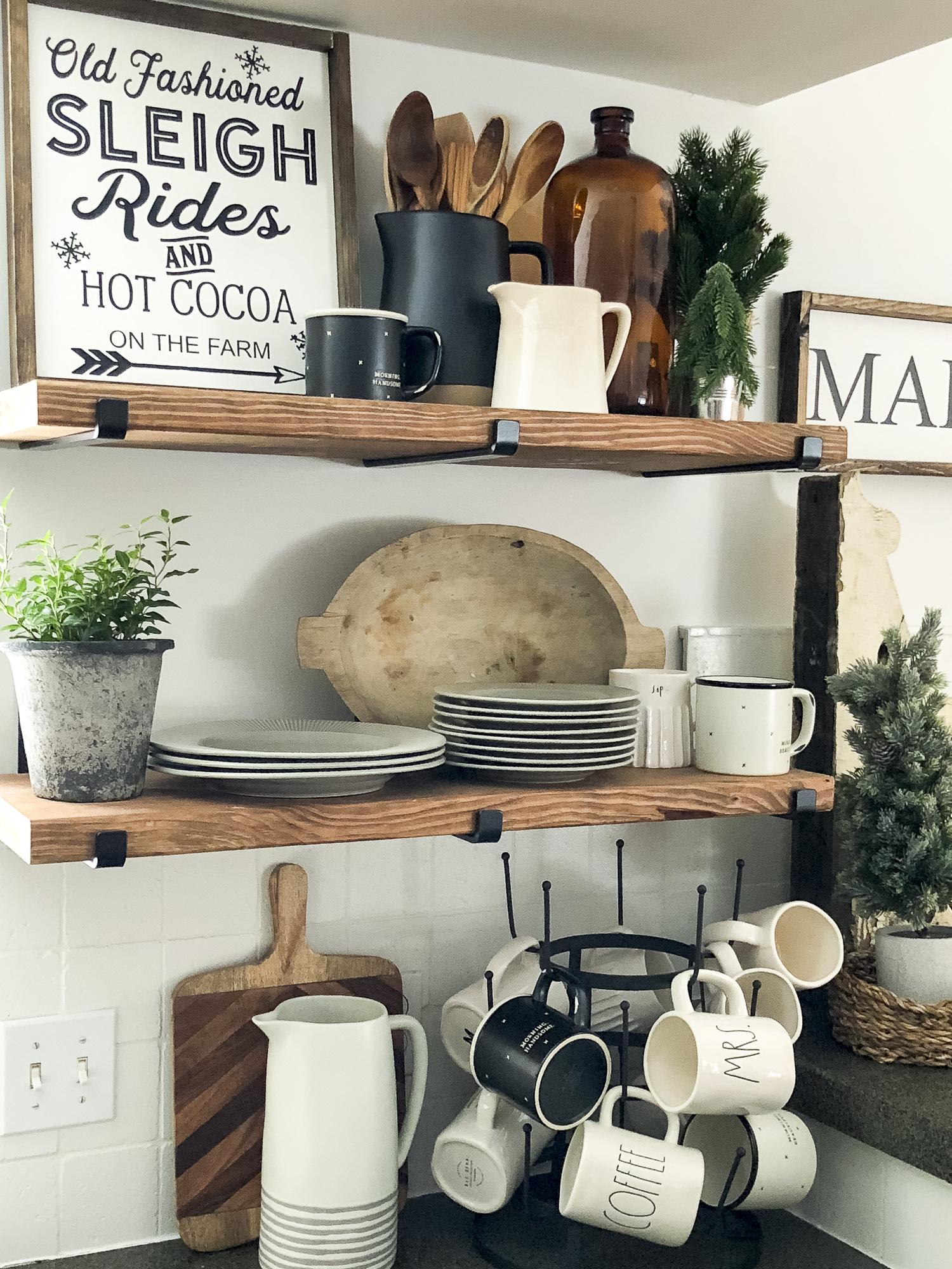 slow deco vaisselle minimaliste cuisine