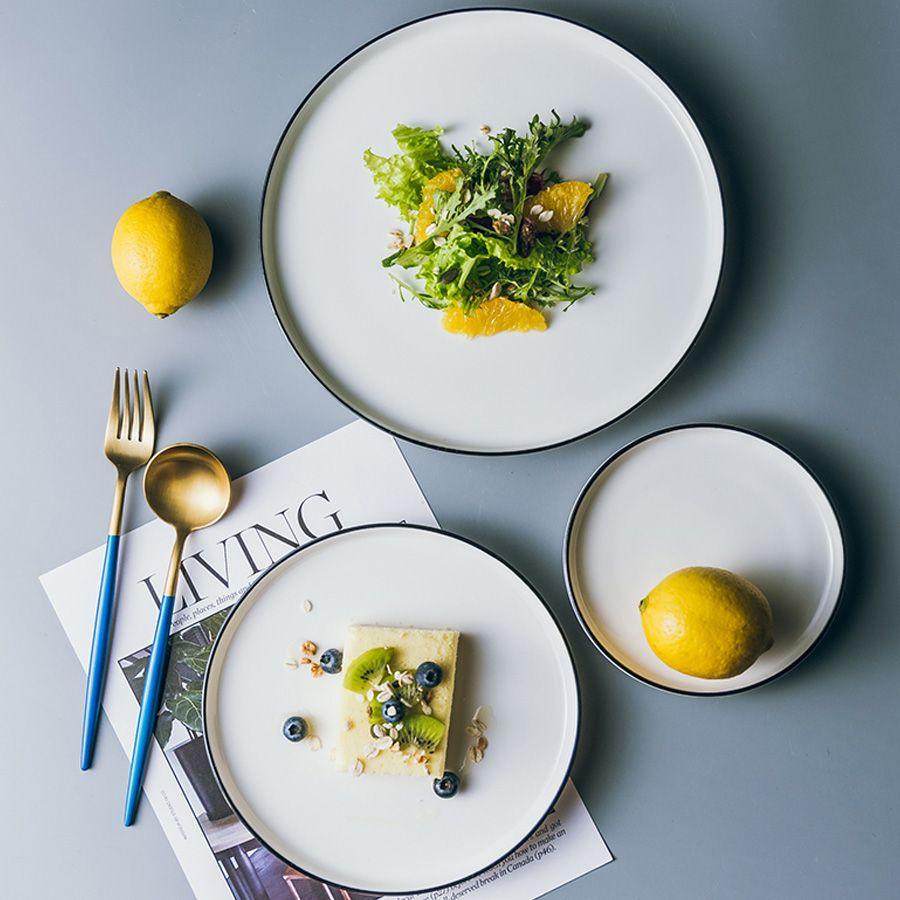 slow deco vaisselle minimaliste idee simple