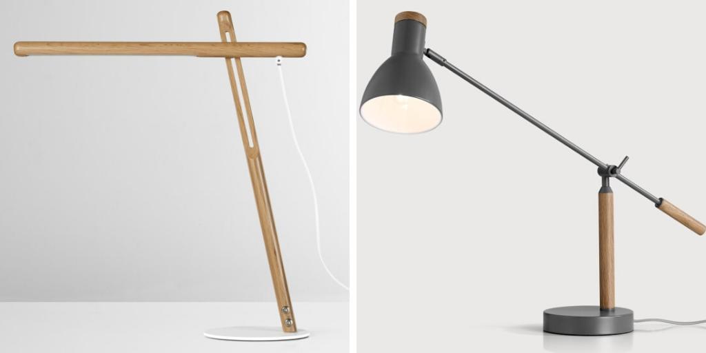 teletravail lampe de bureau deco design