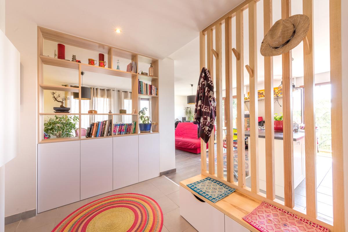 claustra studio petit logement idee