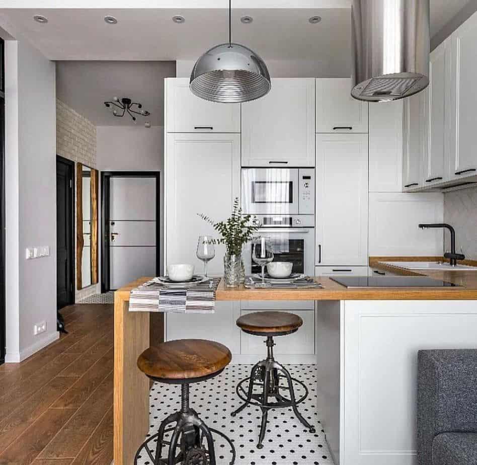 conseil cuisine mobilier colonne rangement
