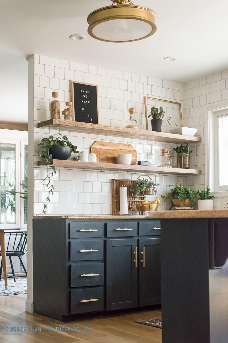 conseil cuisine mobilier etagere