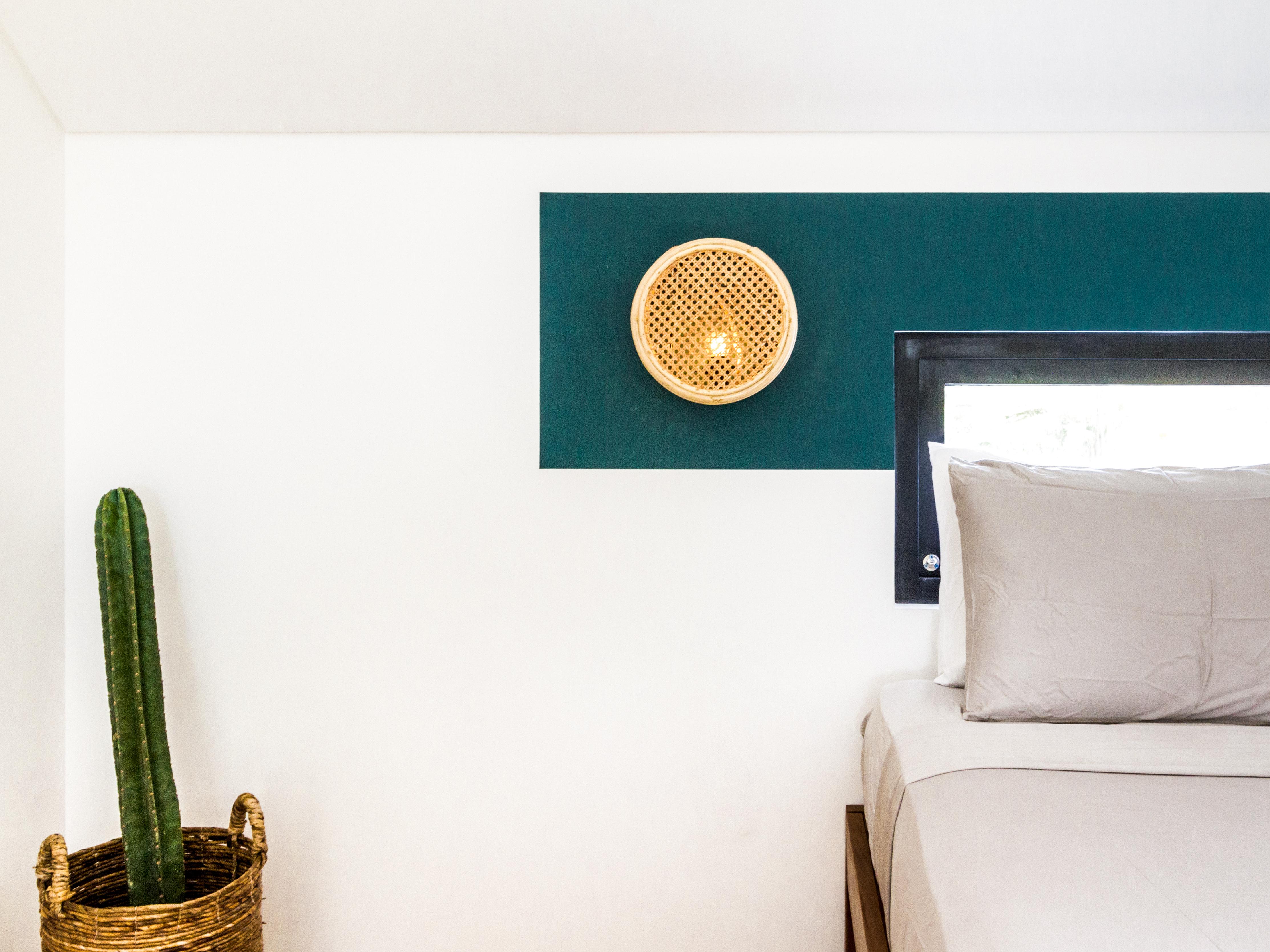 deco minimaliste appartement vacances bali