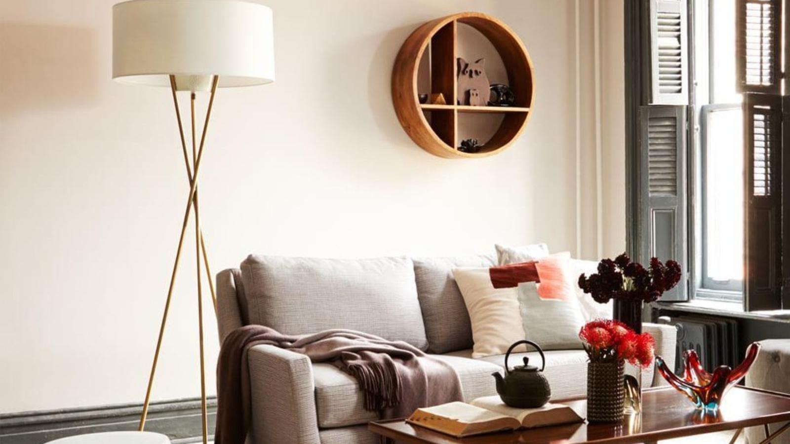 eclairage salon luminaire confort