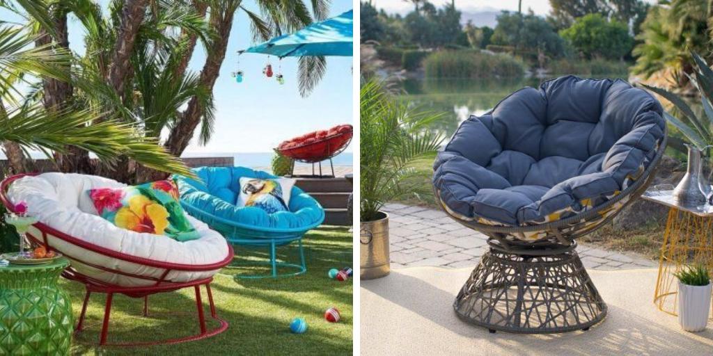 fauteuil papasan jardin ou trouver