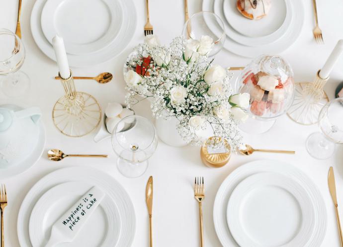 idee deco art de la table printemps