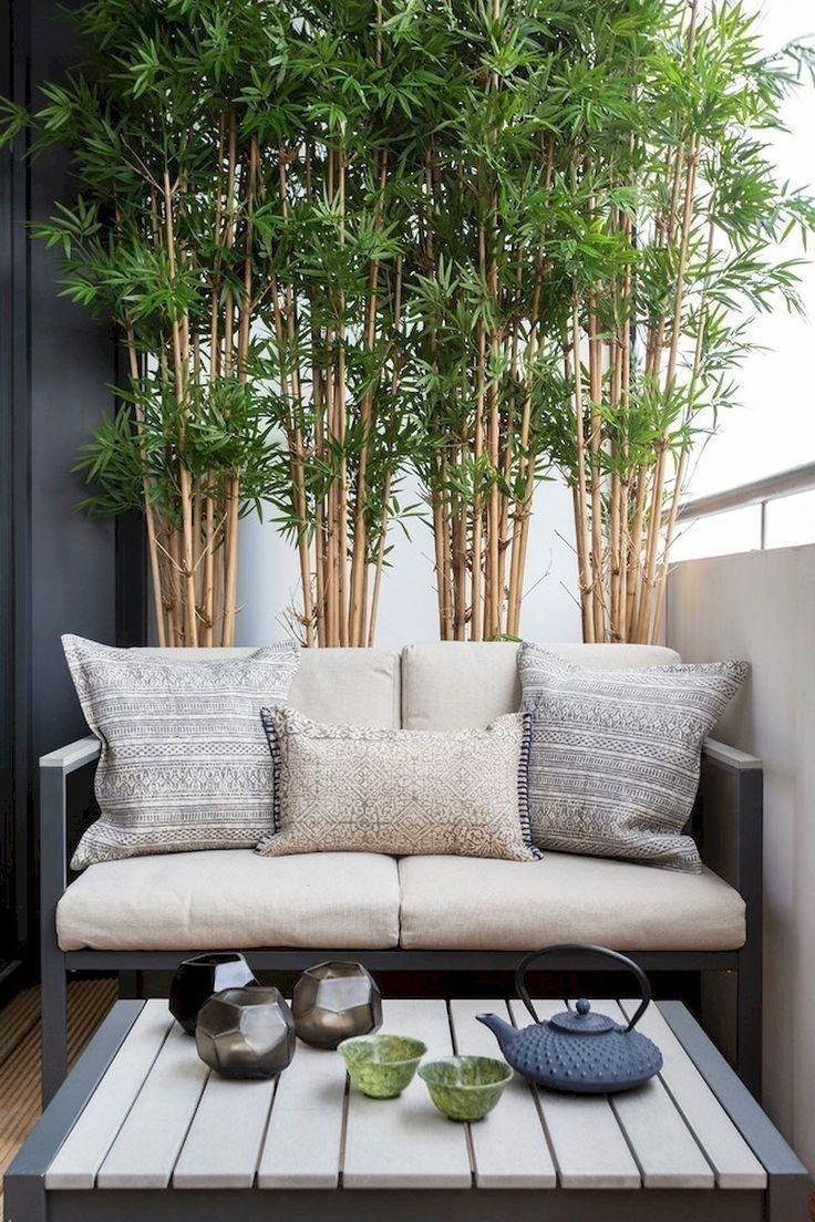 balcon deco salon de jardin