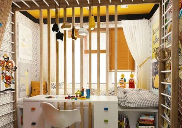 claustras chambre enfant idee deco