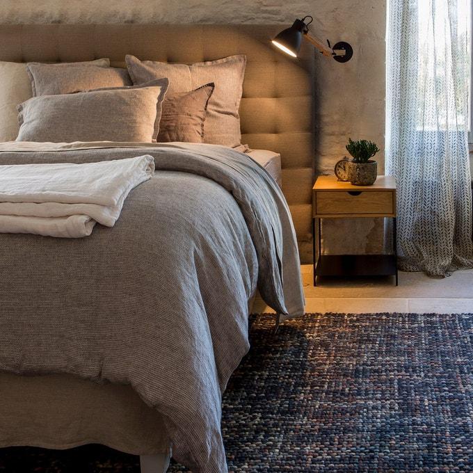 divorce repenser deco chambre tete de lit capitonnee