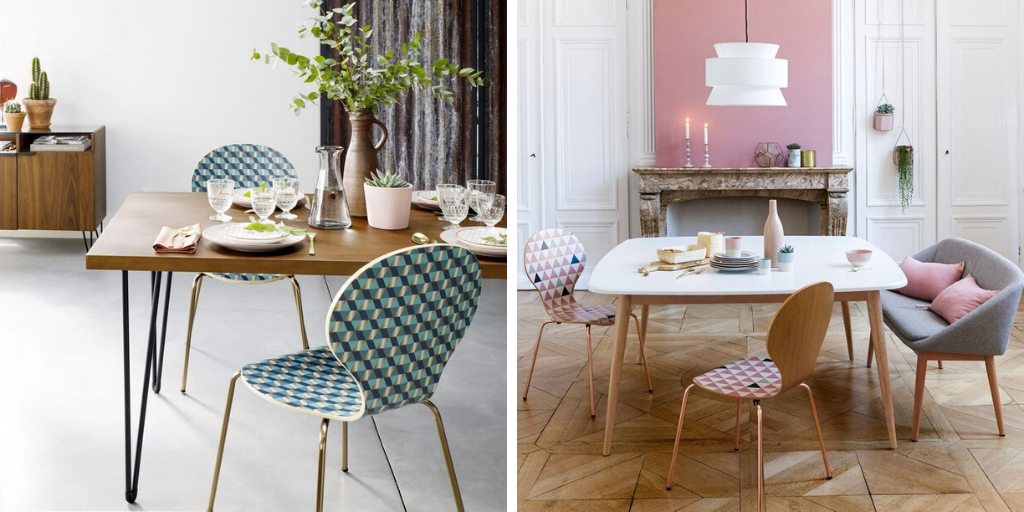 dossier deco salle a manger table