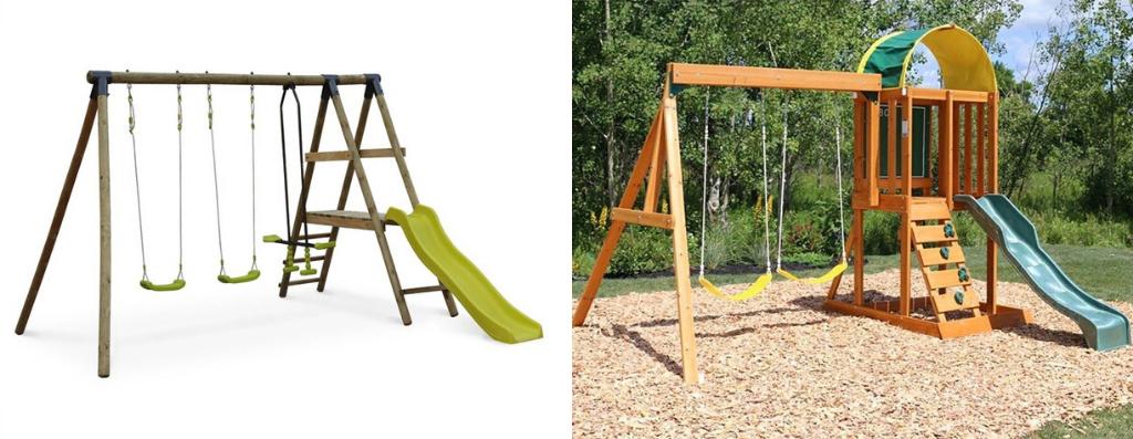 dossier jardin amenagement air de jeux enfants