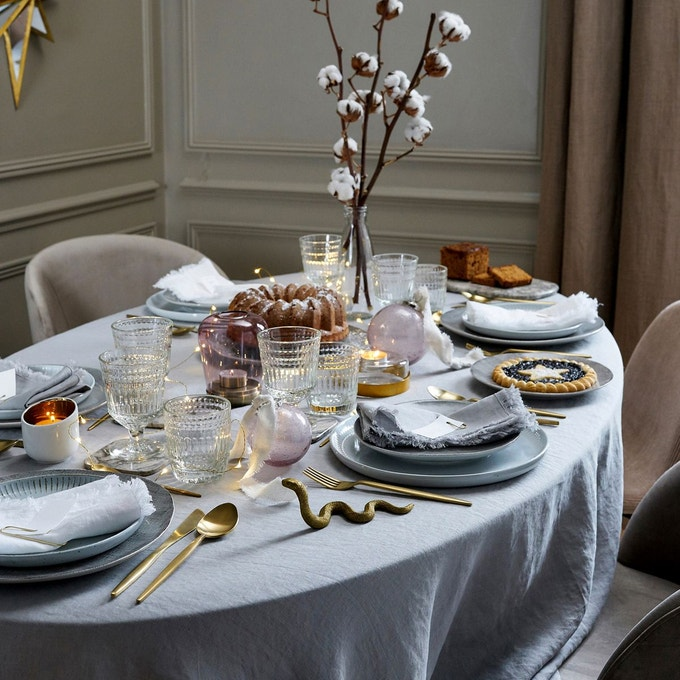 idee decoration table or elegance