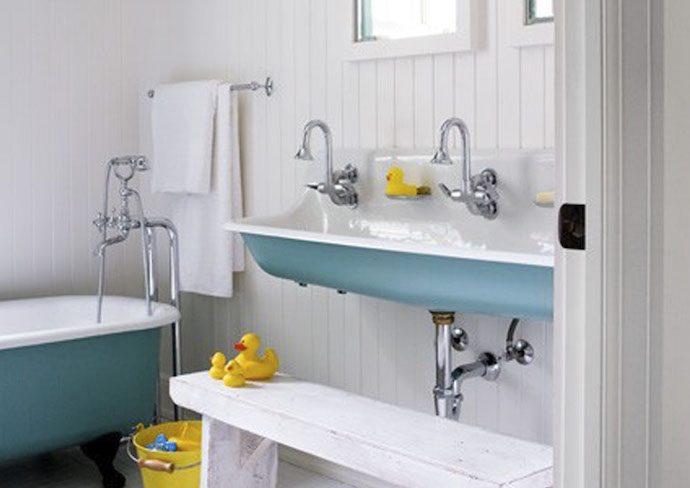 salle de bain bord de mer idee conseil decoration