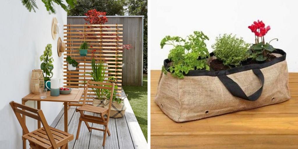 ambiance jardin naturel plantes simplicite