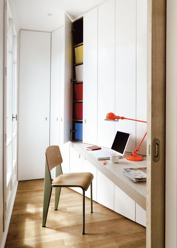 meuble angle bureau optimiser espace