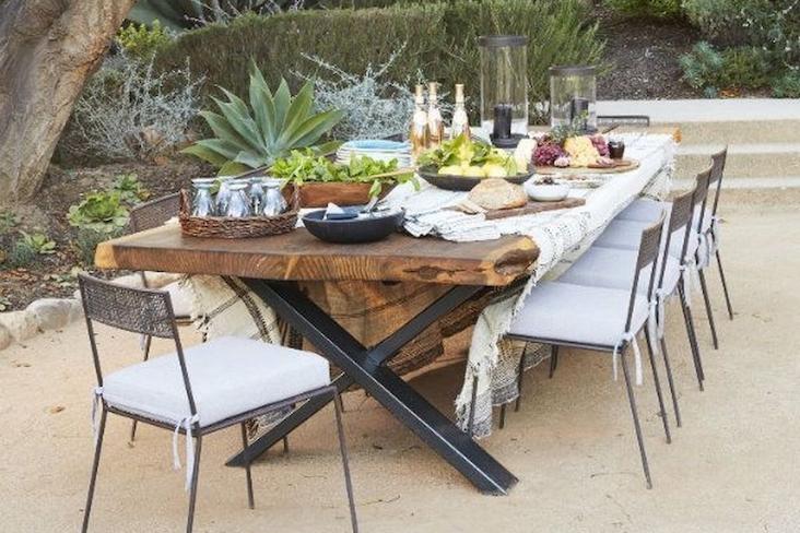 table estivale idee decoration ete