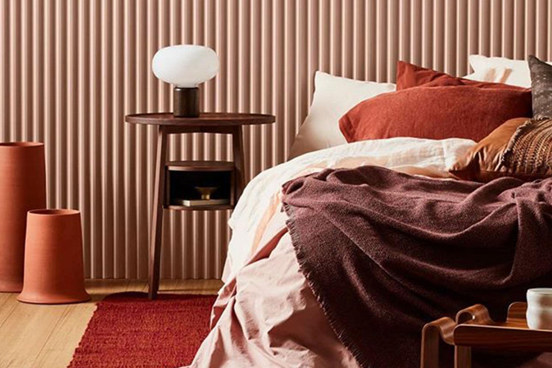 terracotta couleur chambre idee deco
