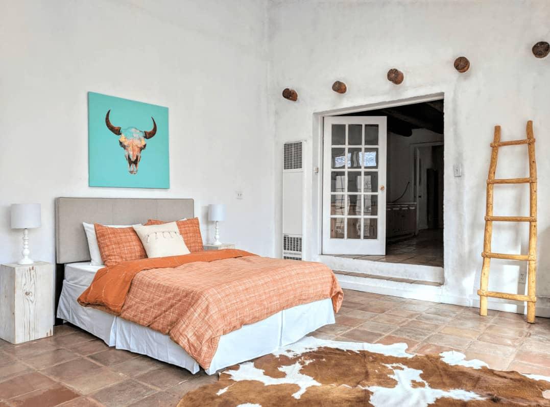 terracotta couleur chambre inspiration deco