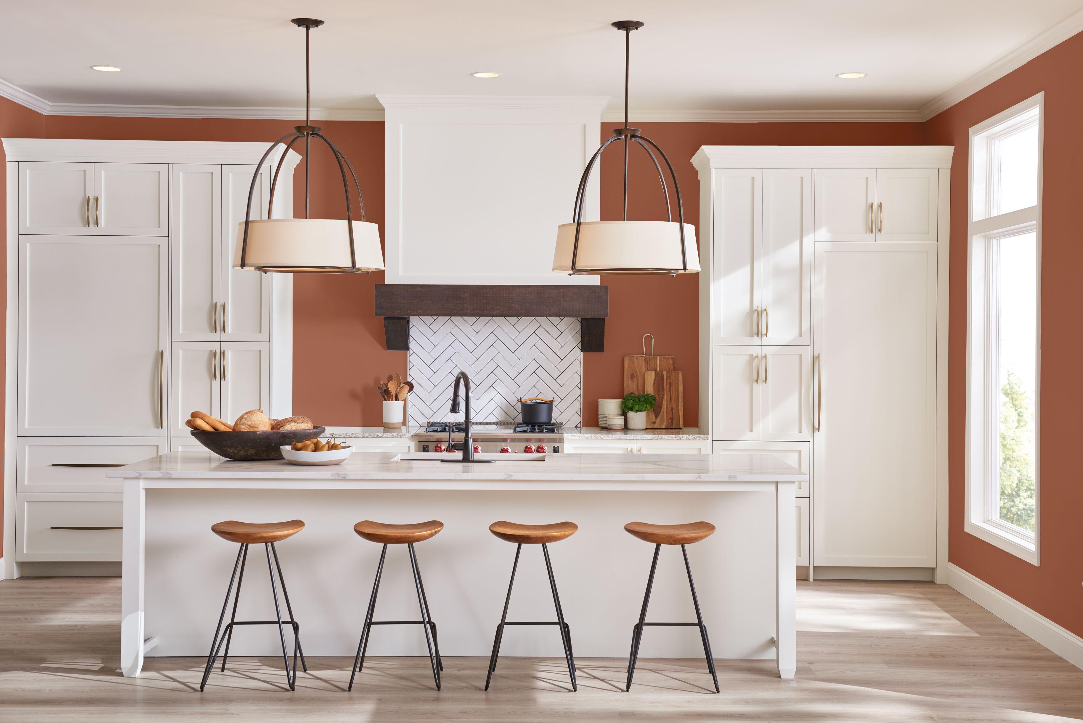 terracotta deco maison cuisine