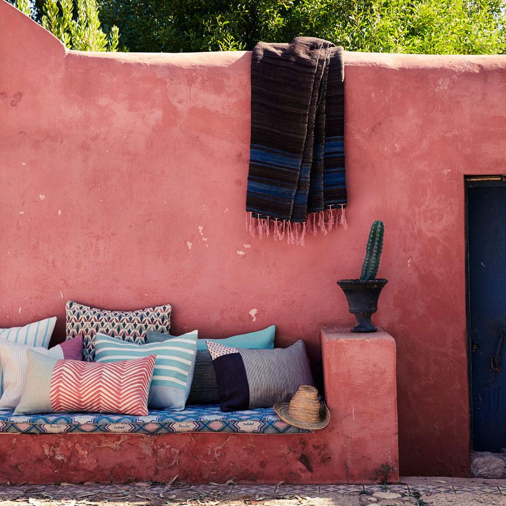 terracotta deco maison jardin