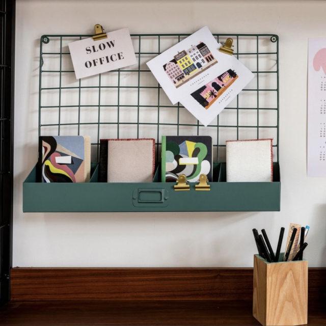 chambre adolescent bureau decoration mobilier