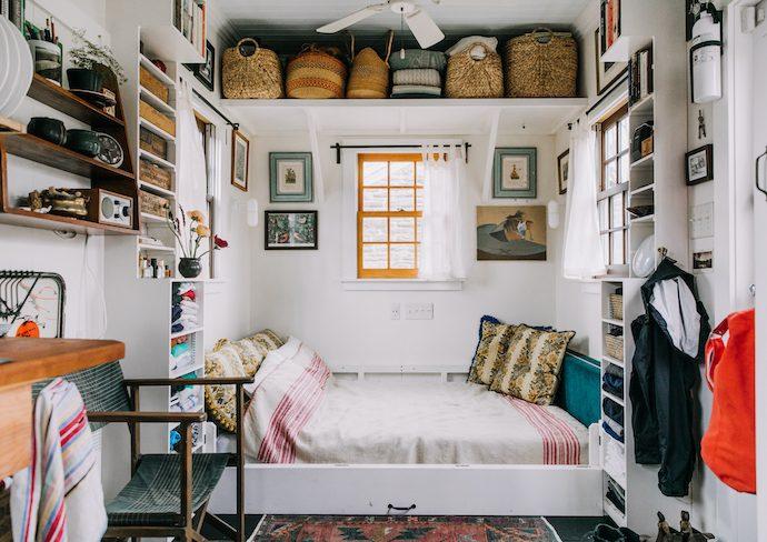 idee deco petit logement tiny house