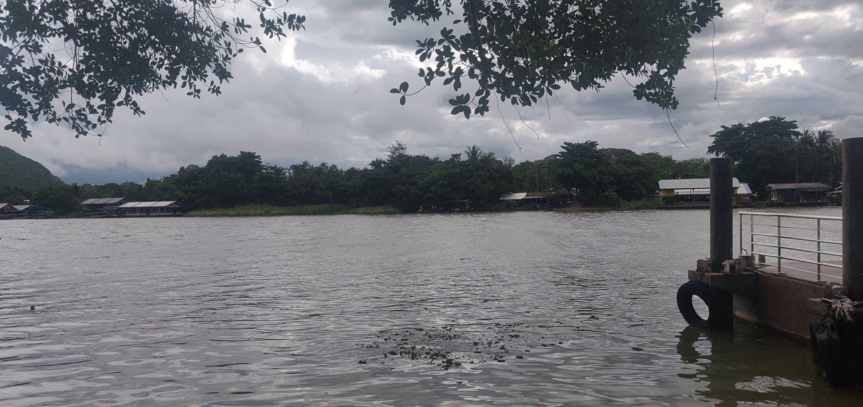 journal nomade thailande riviere